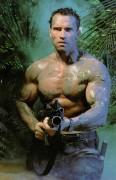 Хищник / Predator (Арнольд Шварценеггер / Arnold Schwarzenegger, 1987) 897b0f482420901