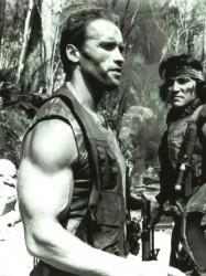 Хищник / Predator (Арнольд Шварценеггер / Arnold Schwarzenegger, 1987) 7a9421482522888
