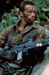 Хищник / Predator (Арнольд Шварценеггер / Arnold Schwarzenegger, 1987) Ba799a482523588