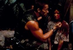 Хищник / Predator (Арнольд Шварценеггер / Arnold Schwarzenegger, 1987) C230bf482522851