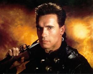 Терминатор 2 - Судный день / Terminator 2 Judgment Day (Арнольд Шварценеггер, Линда Хэмилтон, Эдвард Ферлонг, 1991) 91f53e482653815