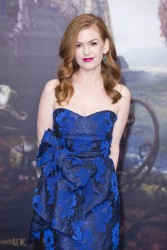 "Isla Fisher - ""Alice Through The Looking Glass"" Premiere in London 5/10/16"