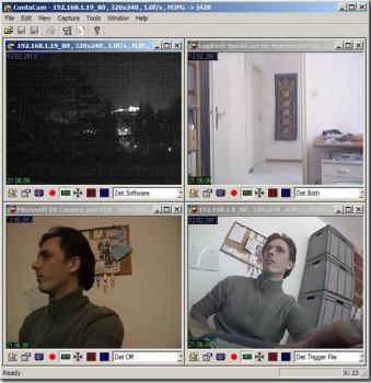 ContaCam 5.0.7 Portable (RUS/ENG)