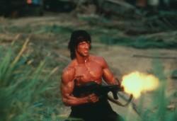 Рэмбо: Первая кровь 2 / Rambo: First Blood Part II (Сильвестр Сталлоне, 1985)  - Страница 2 707c49483213488