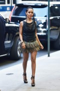Jada Pinkett Smith | Arriving @ The Tonight Show in NY | May 11 | 14 pics