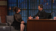 Natasha Leggero @ Late Night with Seth Meyers | May 16 2016