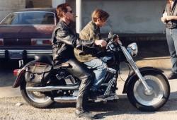 Терминатор 2 - Судный день / Terminator 2 Judgment Day (Арнольд Шварценеггер, Линда Хэмилтон, Эдвард Ферлонг, 1991) 54602b484232266