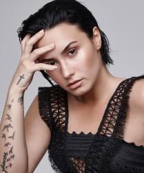Demi Lovato - Nagi Sakai Photoshoot For Refinery29 - May 2016