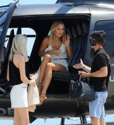 Kimberley Garner -                  Cannes Helicopter Arrival May 18th 2016.