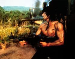 Рэмбо: Первая кровь 2 / Rambo: First Blood Part II (Сильвестр Сталлоне, 1985)  - Страница 2 B667f2484613417