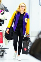 Peyton Roi List - Toronto Pearson International Airport - May 22, 2016