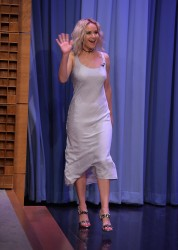 Jennifer Lawrence - On the Tonight Show in NYC 5/23/16