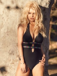 Jessica Simpson - 2016 Swimsuit Collection