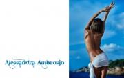 Alessandra Ambrosio : Hot Wallpapers x 6