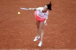 Agnieszka Radwanska in Roland Garros 2016 x9