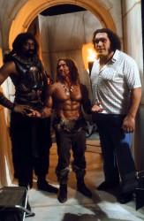 Конан Разрушитель / Conan the Destroyer (Арнольд Шварцнеггер, 1984) 961402486070438