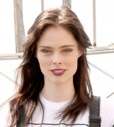 Coco Rocha -            World Blood Day The Empire State Building New York May 26th 2016.