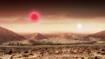 Тайны Солнечной системы / Horizon: Secrets of the Solar System (2015) HDTVRip