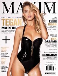 Tegan Martin - Maxim (Australia) - June 2016