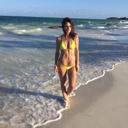 Maria Menounos in a Bikini - 5/31/16 Instagram Pic