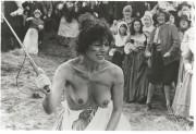 Marina Sirtis - The Wicked Lady (1983) B&W Stills (topless) x6 898485487169083