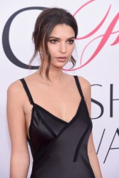 Emily Ratajkowski - 2016 CFDA Fashion Awards in NYC 6/6/16