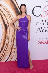 Alessandra Ambrosio - 2016 CFDA Fashion Awards in NYC 6/6/16