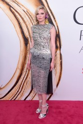 Kirsten Dunst - 2016 CFDA Fashion Awards in NYC 6/6/16