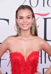 Josephine Skriver - 2016 CFDA Fashion Awards in NYC 6/6/16