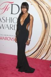 Naomi Campbell - CFDA Fashion Awards in New York City (6/6/16)