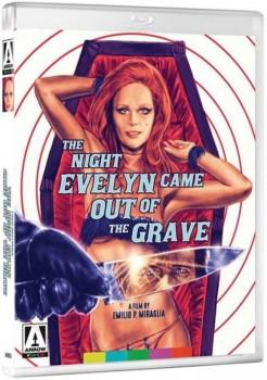 La notte che Evelyn uscì dalla tomba (1971) Full Blu-Ray 37Gb AVC ITA ENG DTS-HD MA 1.0