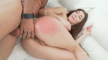 Stacy Snake (Stacy Snake back to studio: classic 3on1 LP anal treatment (DP & gapes) SZ1311) (2016) 1080p