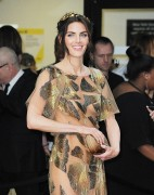 Hilary Rhoda -                 CDFA Fashion Awards New York City June 6th 2016.
