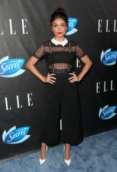 Sarah Hyland - ELLE Hosts Women in Comedy Event in West Hollywood 6/7/16