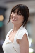 Daisy Lowe -                   Royal Academy Of Arts Summer Exhibition VIP Preview London June 7th 2016.