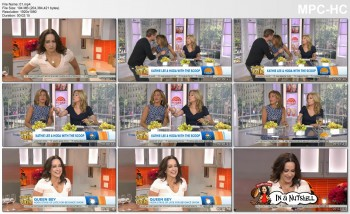 PATRICIA HEATON *cleavage* Today Show - 10 JUNE 2016