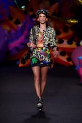 Alessandra Ambrosio - Made LA: Moschino Show 6/10/16