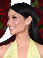 Lucy Liu - 2016 Tony Awards in NYC 6/12/16