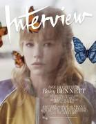 Haley Bennett - Interview Magazine June/July 2016