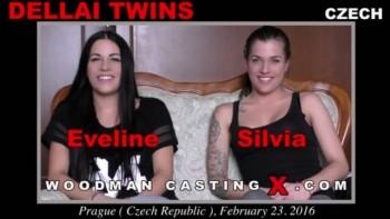 Dellai Twins (Eveline Dellai, Silvia Dellai) (* Updated * / Casting X 155 / 06.03.16) 2160p