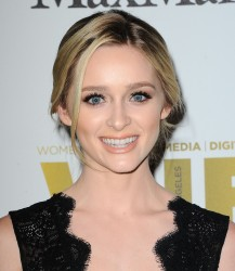 Greer Grammer -                  Women In Film Crystal And Lucy Awards Beverly Hills June 15th 2016.