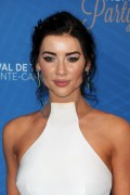 Jacqueline MacInnes Wood -            Golden Nymph Nominee Party Monte Carlo Television Festival June 15th 2016.