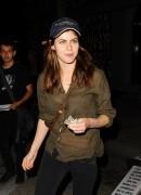 Alexandra Daddario - Leaving Craig's in West Hollywood 6/16/16