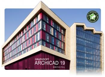 ArchiCAD 19 Build 6006 (RU/EN)