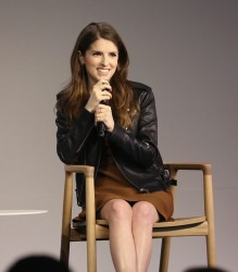 Anna Kendrick - at the Apple Store SoHo 6/20/16