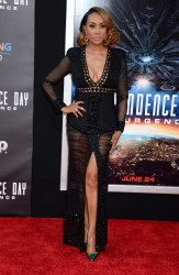 Vivica A. Fox - Premiere Of 20th Century Fox's 'Independence Day: Resurgence', TCL Chinese Theatre, Hollywood 6/20/16