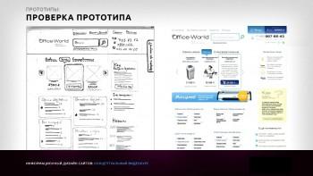 Информационный дизайн сайтов (2016) Видеокурс