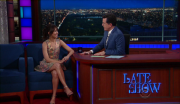 Natasha Leggero @ The Late Show with Stephen Colbert | June 20 2016