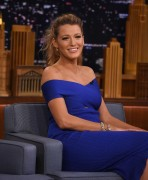 Blake Lively -  ''The Tonight Show Jimmy Fallon'' New York June 20th 2016.
