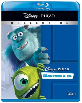 Monsters & Co. (2001) Full Blu-Ray 31Gb AVC ITA GER DTS-ES 5.1 ENG DTS-HD MA 5.1